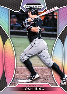 2019 Panini Prizm Draft Picks Baseball Cards 3