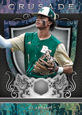 2019 Panini Prizm Draft Picks Baseball Cards 5