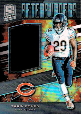 2019 Panini Spectra Football Cards 36