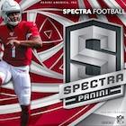 2019 Panini Spectra Football Cards