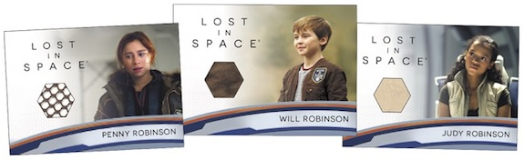 2019 Rittenhouse Lost in Space Season 1 Trading Cards 6
