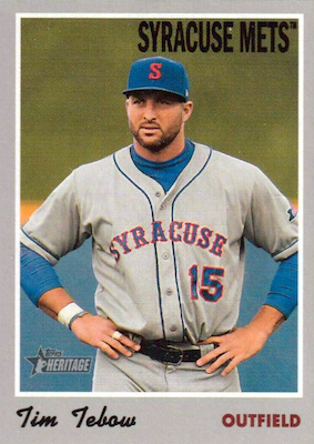2019 Topps Heritage Minor League Baseball Variations Guide 7