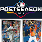 2019 Topps Now Postseason Baseball Cards