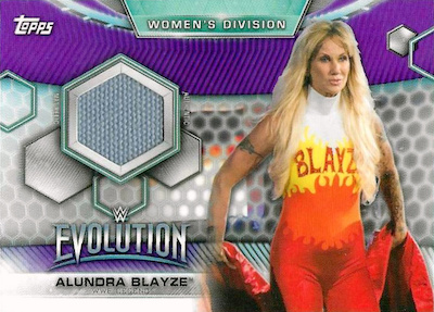 2019 Topps WWE Women's Division Wrestling Cards 26