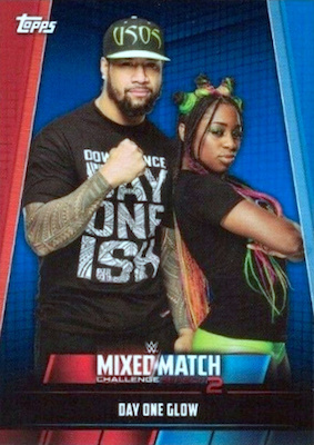 2019 Topps WWE Women's Division Wrestling Cards 27