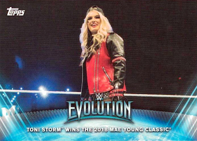 2019 Topps WWE Women's Division Wrestling Cards 28