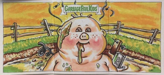 2020 Topps Garbage Pail Kids Late to School GPK Series 1 Trading Cards 5