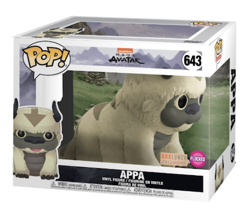 Ultimate Funko Pop Avatar The Last Airbender Figures Gallery and Checklist 12