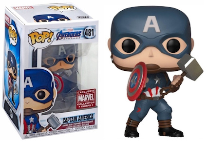 Ultimate Funko Pop Captain America Figures Checklist and Gallery 27