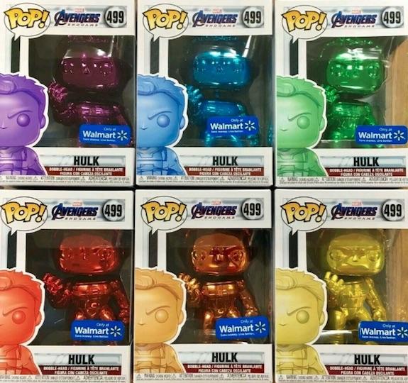 Funko Pop Avengers Endgame Vinyl Figures 35