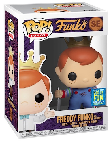 Ultimate Funko Pop Chucky Figures Checklist and Gallery 12