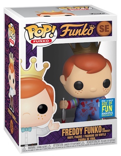 Ultimate Funko Pop Chucky Figures Checklist and Gallery 13