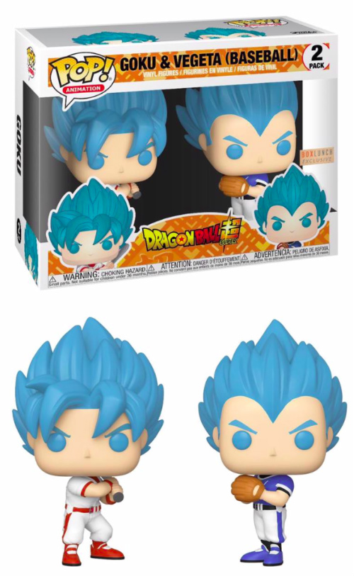 Ultimate Funko Pop Dragon Ball Z Figures Checklist and Gallery 157