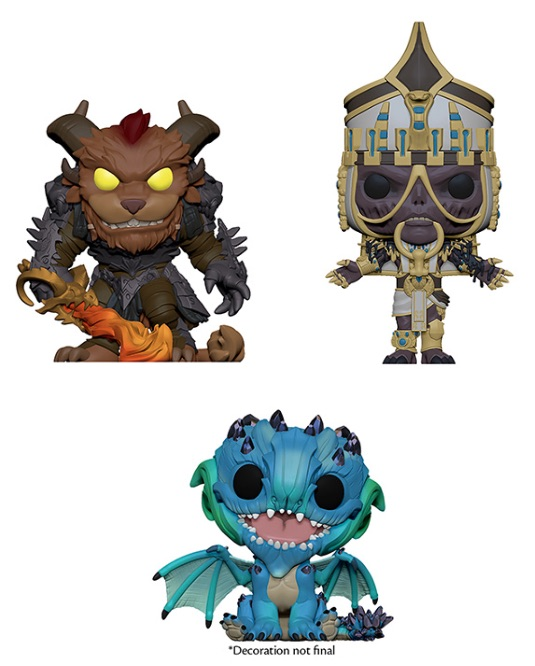 Funko Pop Guild Wars Vinyl Figures 1