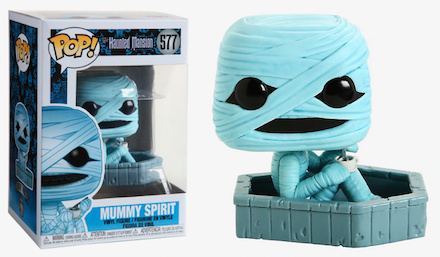 Ultimate Funko Pop Haunted Mansion Figures Checklist and Gallery 14