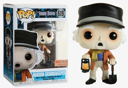 Ultimate Funko Pop Haunted Mansion Figures Checklist and Gallery 20