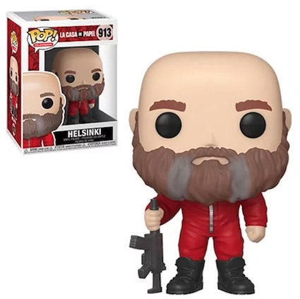 Funko Pop La Casa De Papel Money Heist Figures 8