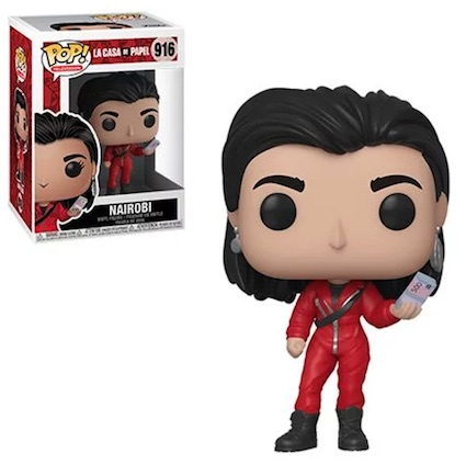 Funko Pop La Casa De Papel Money Heist Figures 11