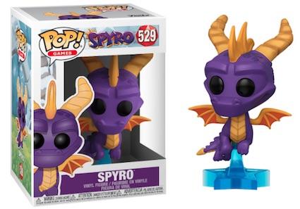 Funko Pop Spyro Vinyl Figures 2