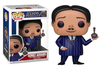 Funko Pop The Addams Family Vinyl Figures 13