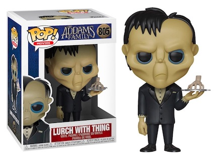 Funko Pop The Addams Family Vinyl Figures 16