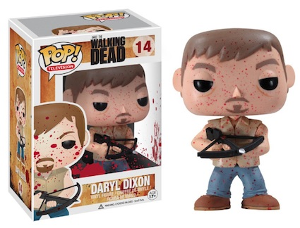Ultimate Funko Pop Walking Dead Figures Checklist and Gallery 4