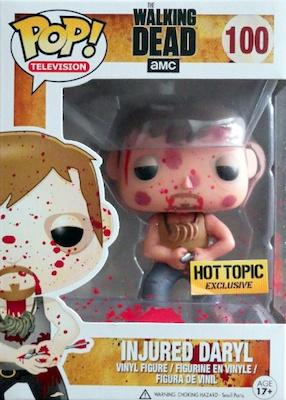 Ultimate Funko Pop Walking Dead Figures Checklist and Gallery 41