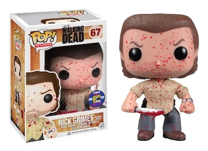 Ultimate Funko Pop Walking Dead Figures Checklist and Gallery 23