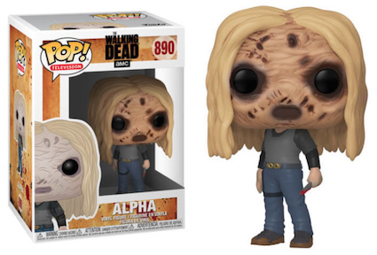 Ultimate Funko Pop Walking Dead Figures Checklist and Gallery 85