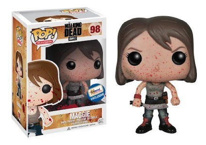 Ultimate Funko Pop Walking Dead Figures Checklist and Gallery 38