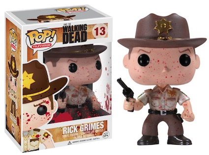 Ultimate Funko Pop Walking Dead Figures Checklist and Gallery 2