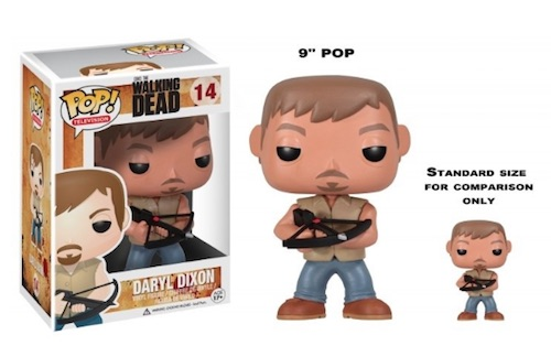 Ultimate Funko Pop Walking Dead Figures Checklist and Gallery 92