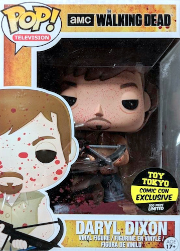 Ultimate Funko Pop Walking Dead Figures Checklist and Gallery 90