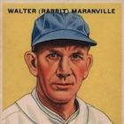 Top 10 Rabbit Maranville Baseball Cards