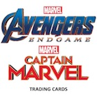 2020 Upper Deck Avengers Endgame & Captain Marvel Movie Trading Cards