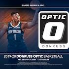 2019-20 Donruss Optic Basketball Cards