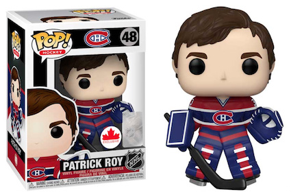 Ultimate Funko Pop NHL Hockey Figures Checklist and Gallery 56