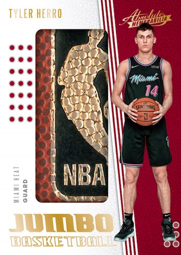 2019-20 Panini Absolute Memorabilia Basketball Cards 6