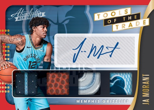 2019-20 Panini Absolute Memorabilia Basketball Cards 3