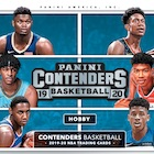 2019-20 Panini Contenders Basketball Cards