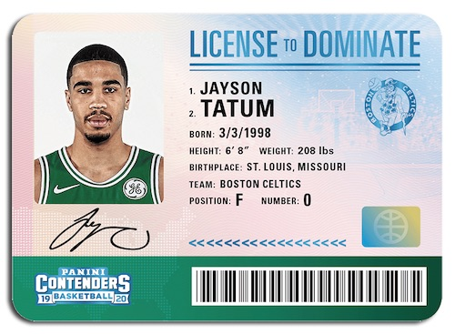 2019-20 Panini Contenders Basketball Cards 4