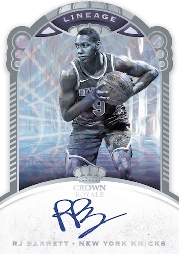 2019-20 Panini Crown Royale Basketball Cards 6