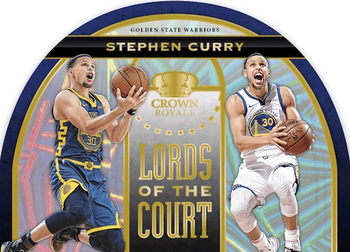 2019-20 Panini Crown Royale Basketball Cards 3