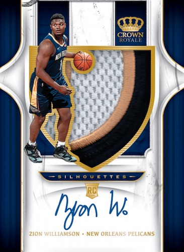 2019-20 Panini Crown Royale Basketball Cards 5