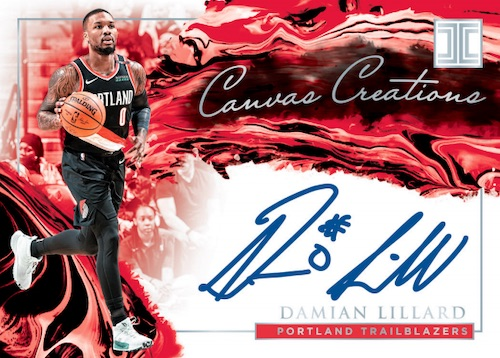 2019-20 Panini Impeccable Basketball Cards 6