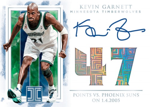 2019-20 Panini Impeccable Basketball Cards 5