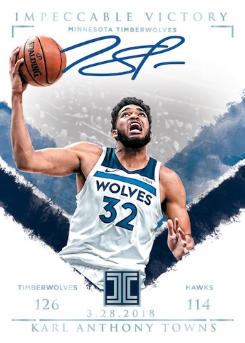 2019-20 Panini Impeccable Basketball Cards 7