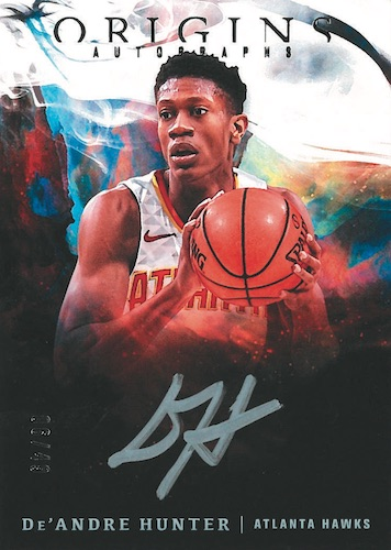 2019-20 Panini Origins Basketball Cards 5