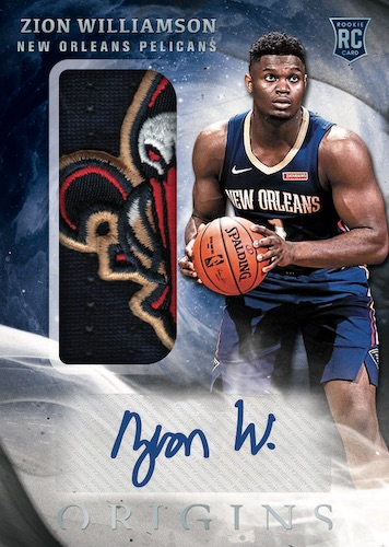 2019-20 Panini Origins Basketball Cards 3