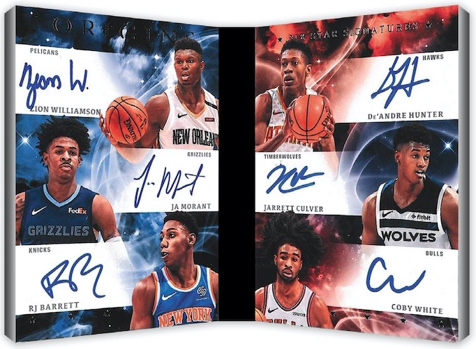 2019-20 Panini Origins Basketball Cards 6